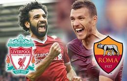 Liverpool – AS Roma: Chờ đợi thế trận đôi công (1h45 ngày 25/4, bán kết Champions League)
