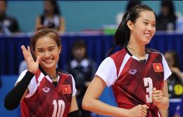 Thể thao TV tường thuật trực tiếp Giải bóng chuyền Cúp Hùng Vương 2018