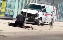 Toàn cảnh vụ bắt giữ nghi phạm đâm xe tải ở Canada khiến 10 người thiệt mạng