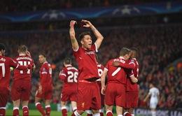 ẢNH: Nhìn lại trận thắng 5-2 của Liverpool trước AS Roma