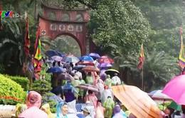 Lễ hội Đền Hùng: Giao thông thông suốt, trật tự