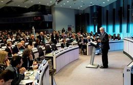 Liên Hợp Quốc và EU huy động tài chính giúp đỡ người dân Syria