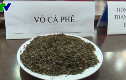 Vụ vỏ cà phê trộn sỏi và nhuộm than pin: Khởi tố, bắt tạm giam 5 bị can