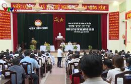 Đoàn Đại biểu Quốc hội TP Đà Nẵng tiếp xúc cử tri