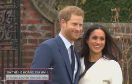Những chuyện tình nổi tiếng của hoàng gia Anh