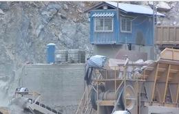 Bất chấp lệnh cấm, các mỏ đá ở Hòa Bình vẫn khai thác bằng thuốc nổ