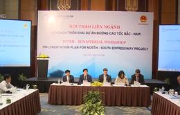 Cần xem xét cơ chế thu hút nhà đầu tư cho cao tốc Bắc Nam