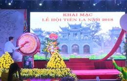 Khai mạc lễ hội đền Tiên La, Thái Bình