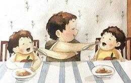 Bộ ảnh cho thấy hạnh phúc thực sự của một gia đình