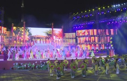 Khai mạc Festival Huế 2018: Di sản văn hóa với hội nhập và phát triển - Huế 1 điểm đến 5 di sản