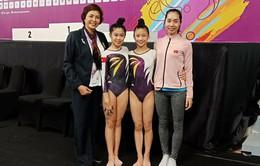 ĐT Thể dục dụng cụ Việt Nam giành suất dự Olympic trẻ 2018
