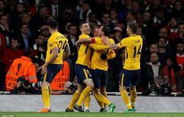 Cầm hoà Arsenal tại Emirates, HLV Simeone ca ngợi Atletico Madrid