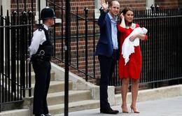Đóng góp cho nền kinh tế của các em bé Hoàng gia Anh