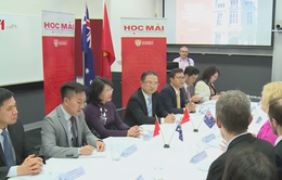 Thúc đẩy hợp tác giáo dục Việt Nam - Australia