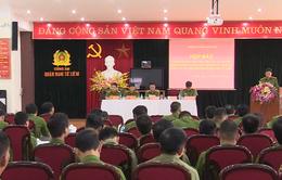 Công an Hà Nội họp báo vụ án giết người vì mâu thuẫn tín dụng đen