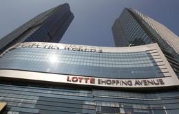 Lotte bán 22 siêu thị tại Trung Quốc cho đối thủ địa phương Wumart