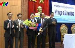 Quảng Nam có Phó Chủ tịch UBND mới nhiệm kỳ 2016-2021