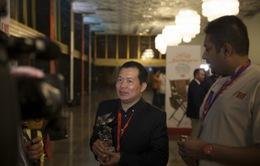"""Phim """"Cha cõng con"""" giành giải Phim châu Á hay nhất LHP Quốc tế Iran"""