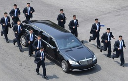 Chiếc limousine chở ông Kim Jong-un có gì đặc biệt?