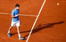 Pablo Carreno loại Dimitrov tại tứ kết Barcelona Open 2018