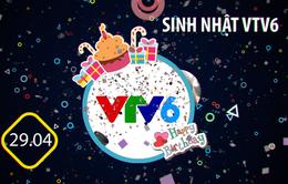 Trực tiếp Thế hệ số 18h30 (27/4): Kênh truyền hình VTV6
