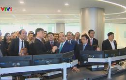 Thủ tướng nghiên cứu về Logistics của Singapore