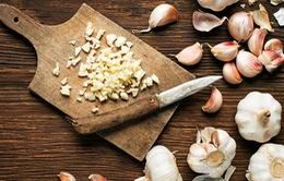 Ăn tỏi có thể giúp giảm nguy cơ mắc ung thư phổi