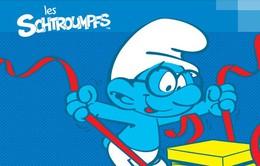 Bỉ tổ chức sinh nhật lần thứ 60 cho nhân vật hoạt hình Xì trum