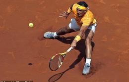 """Barcelona Open 2018: Đẳng cấp """"Vua đất nện"""", Rafael Nadal bước vào tứ kết"""
