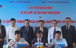 Hợp tác vận hành, kinh doanh nhà máy xơ sợi Đình Vũ