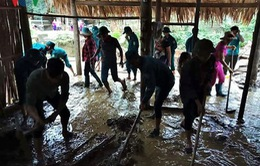 Mưa lớn tại Lào Cai gây thiệt hại hàng tỷ đồng
