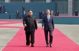Kết thúc Hội nghị thượng đỉnh liên Triều