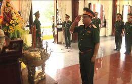 Quân khu 5: Nhiều hoạt động thiết thực kỷ niệm ngày thống nhất đất nước