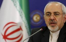 Ngoại trưởng Iran sắp thăm Nga