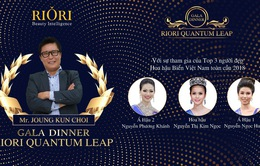 Top 3 Hoa hậu biển Việt Nam Toàn Cầu 2018 hội tụ đêm Gala Dinner RIORI Quantum Leap
