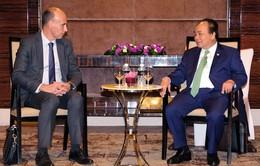 Thủ tướng tiếp Phó Chủ tịch Tập đoàn dầu khí Total