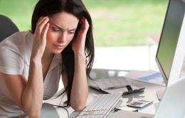 Căng thẳng khiến cho phụ nữ tăng cân nhanh chóng