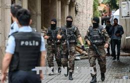 Thổ Nhĩ Kỳ bắt giữ 4 thành viên chủ chốt của IS