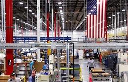 Kinh tế Mỹ giảm tốc trong quý I/2018