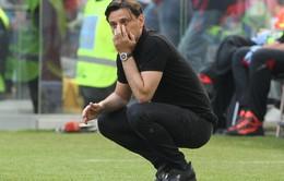 Sevilla lần thứ 2 sa thải HLV ở mùa giải 2017/18