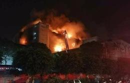 Chưa phát hiện lao động Việt Nam bị thương vong trong vụ hỏa hoạn tại Đài Loan (Trung Quốc)
