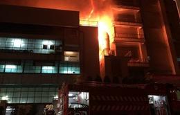 Chưa phát hiện lao động Việt Nam bị thương trong vụ hỏa hoạn tại Đài Loan (Trung Quốc)