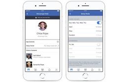 """Facebook tung """"chế độ ngủ"""" giúp cha mẹ kiểm soát Messenger của con"""