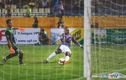 Chùm ảnh: Chiến thắng dễ dàng, CLB Hà Nội giành quyền vào tứ kết Cúp Quốc gia