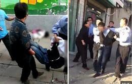 Bắt thủ phạm tấn công tại trường học Trung Quốc