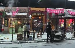 Khai trương kinh đô điện ảnh của Trung Quốc