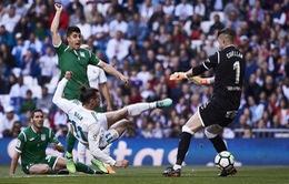 Kết quả bóng đá sáng 29/4: Real Madrid thắng dễ, Juventus ngược dòng ngoạn mục