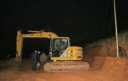 San ủi trái phép 2.000m2 đất lâm nghiệp tại Đà Lạt