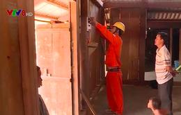 Buôn nghèo vùng cao Đắk Lắk có điện lưới quốc gia đúng dịp lễ 304/ và 1/5
