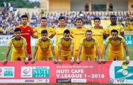 Vắng nhiều trụ cột, Sông Lam Nghệ An vẫn tự tin giành 3 điểm